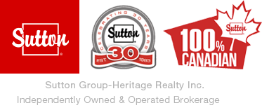 Sutton Group-Heritage Realty Inc., Brokerage